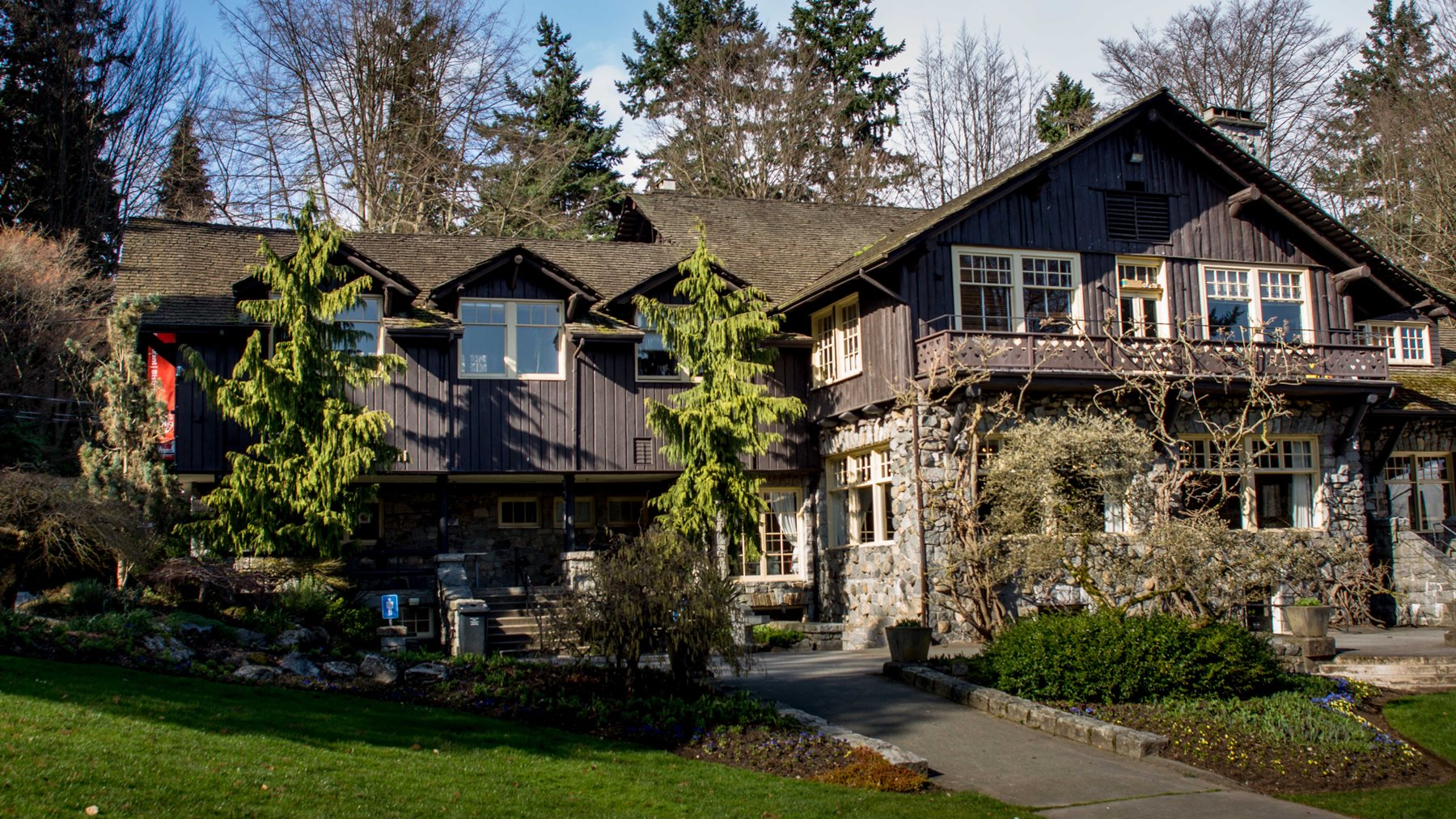 Room Rentals And Office Stanley Park Ecology Society