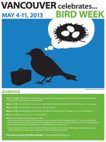 Bird Week Poster