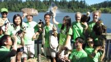 2013 Eco Ranger team