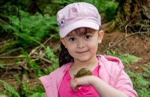 $75 …offers a class of 25 inner-city children from Kindergarten to Grade 7 the chance to learn about nature in nature